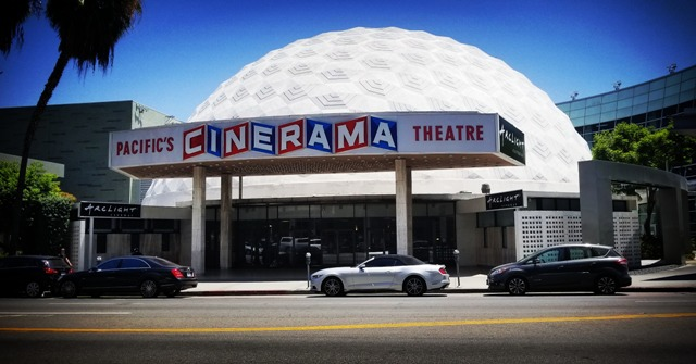 Cinerama Dome & ArcLight Cinemas